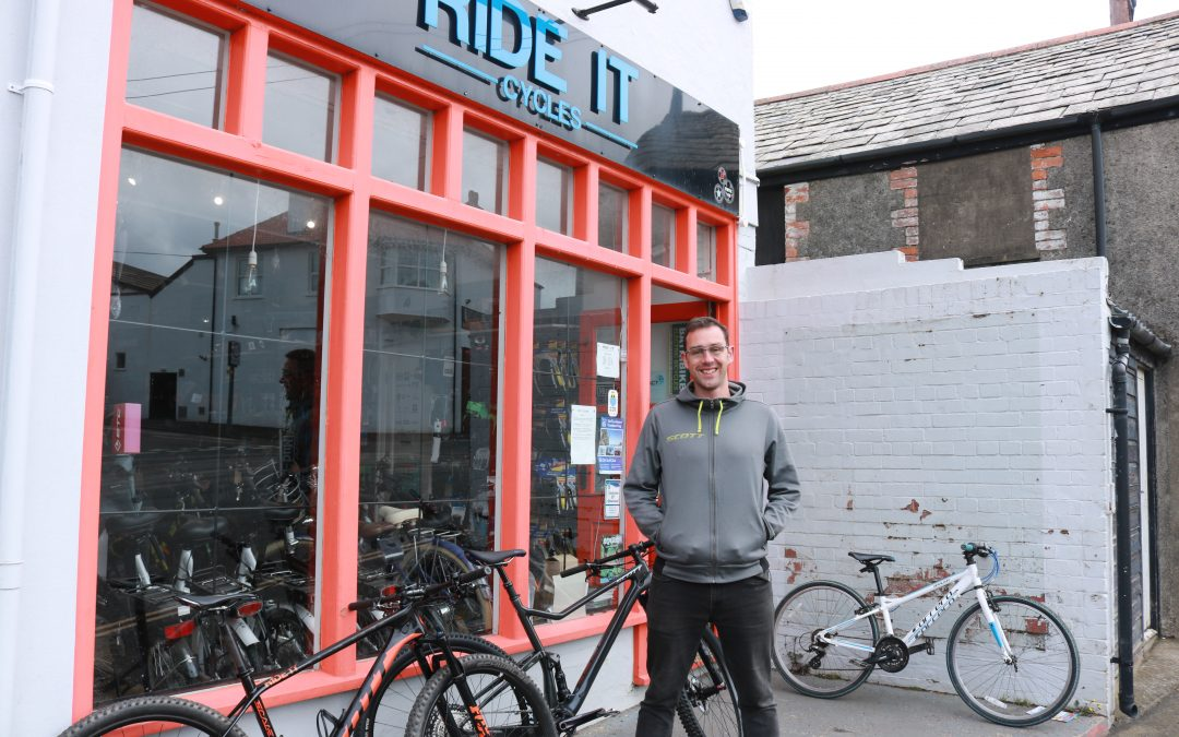ride-it cycles bude