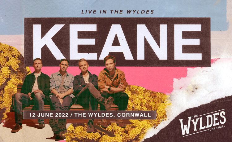 keane live in the wyldes