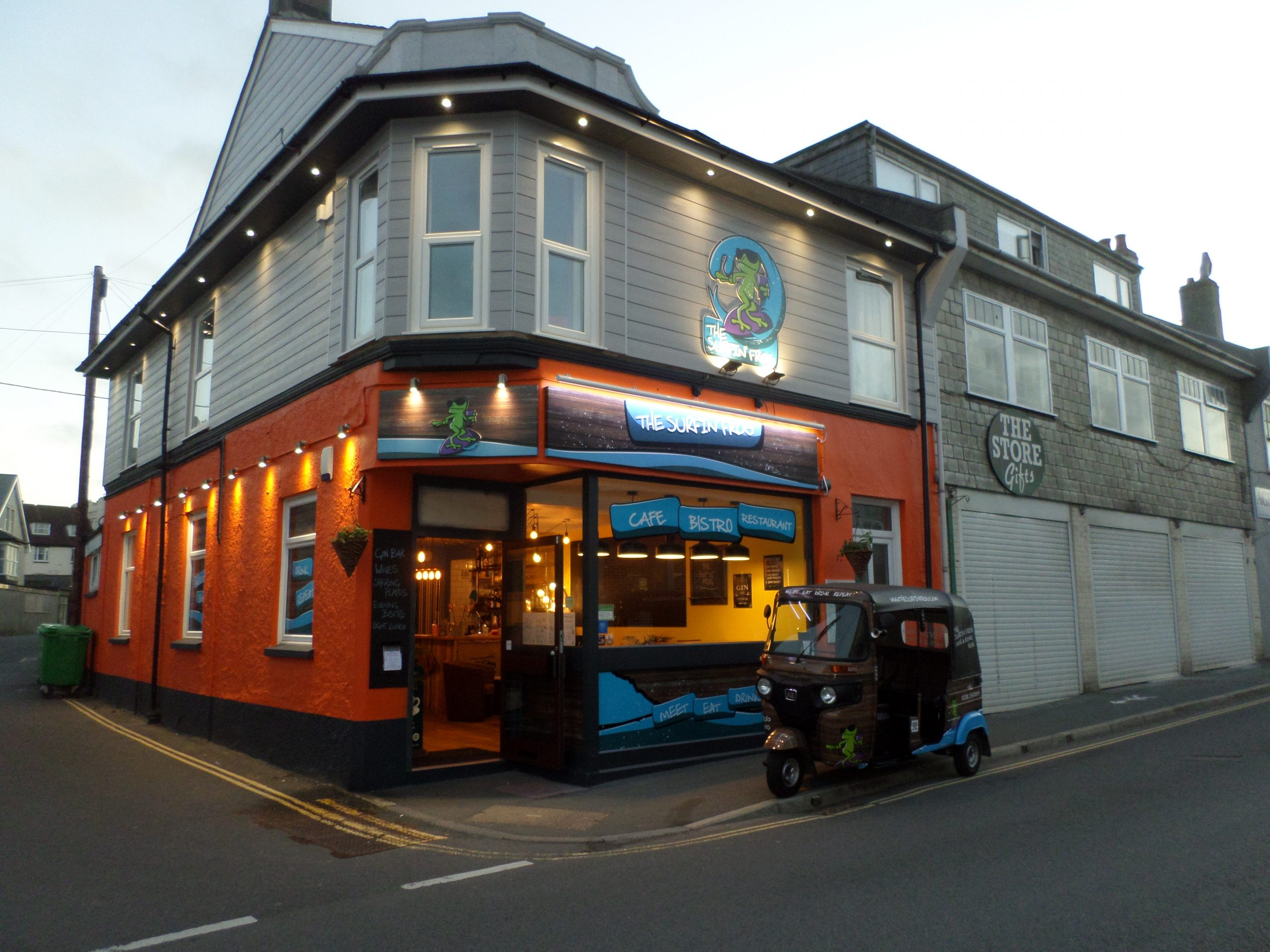 Eat Out Bude